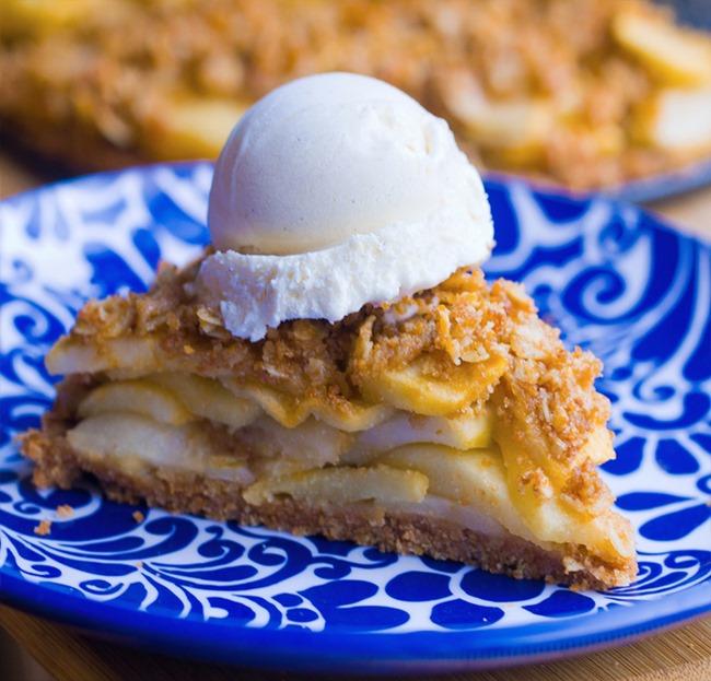 apple pie healthy