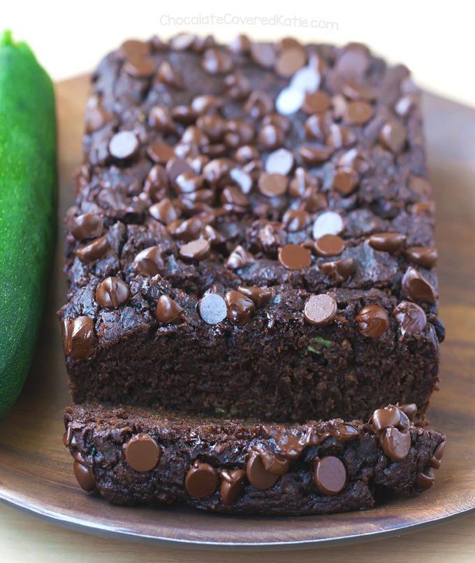 The Best Chocolate Zucchini Bread