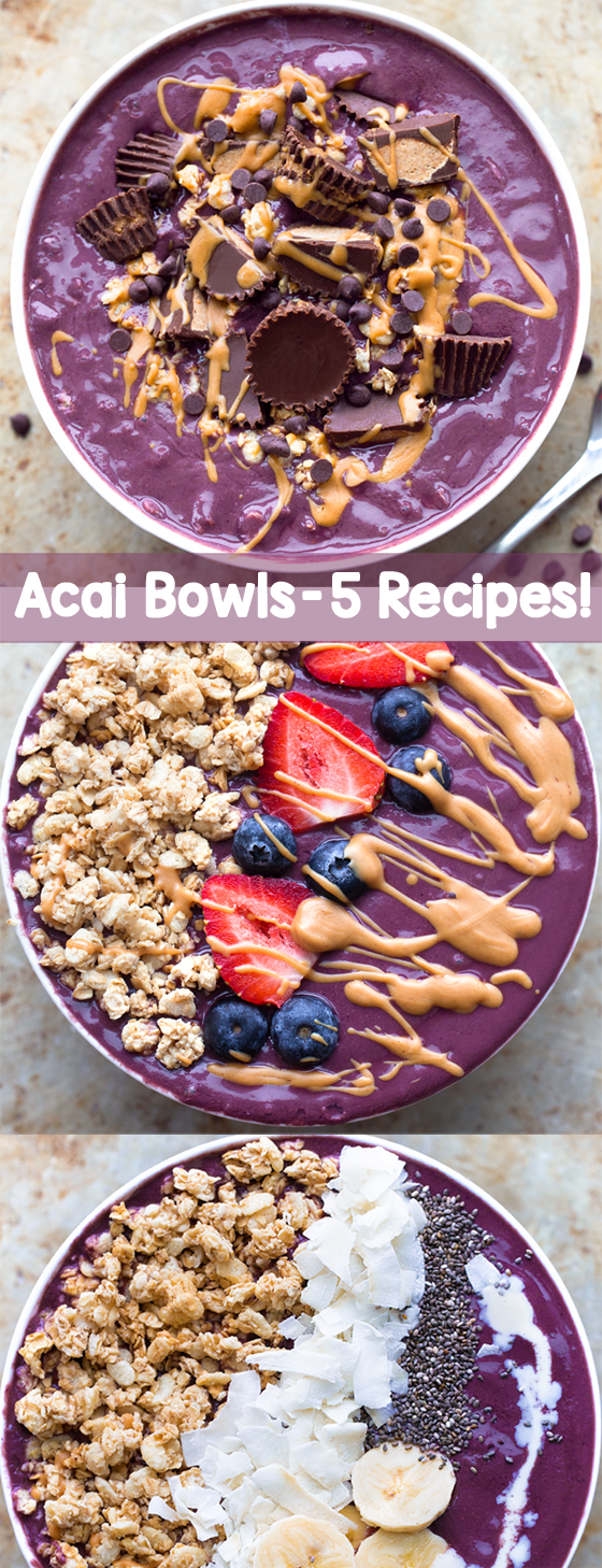 How to make acai bowls from scratch for instagram