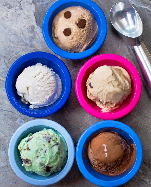 Homemade Almond Milk Ice Cream Recipes