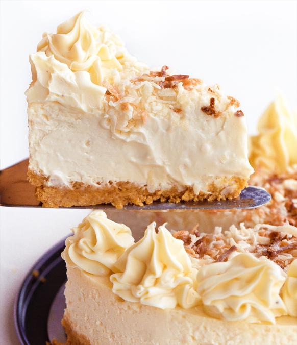 Cheesecake Vegan Easter Recipe