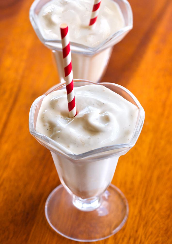 Wendy's Vanilla Frosty Recipe