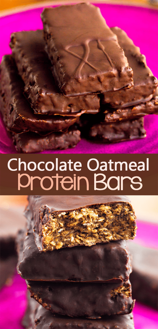 The Best Chocolate Protein Bars
