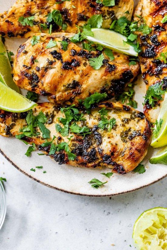 Cilantro Lime Chicken Breast