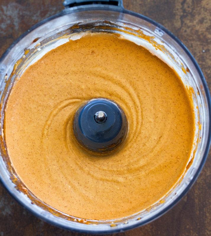 Dessert Pumpkin Dip Recipe