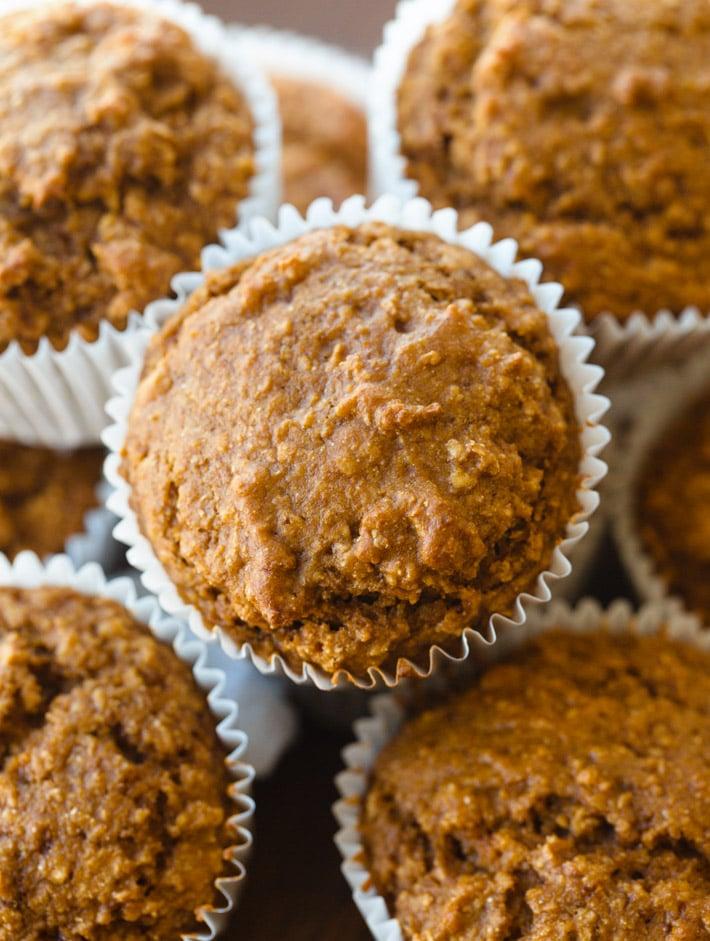 Easy Bran Muffins For Breakfast