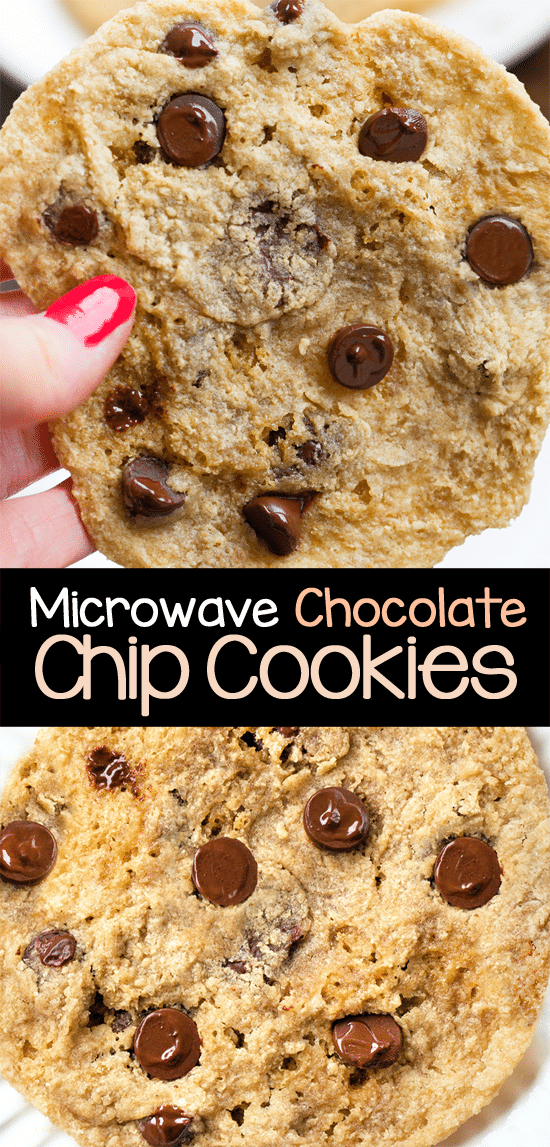 How To Make Chocolate Chip Cookies In The Microwave